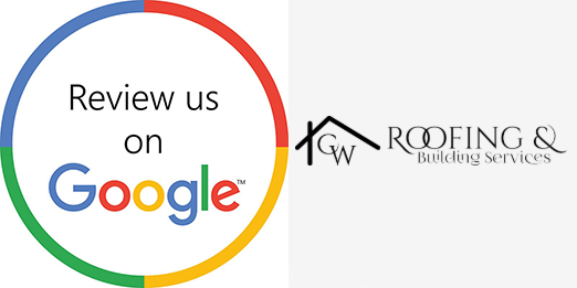 cw roofing and building services review on google