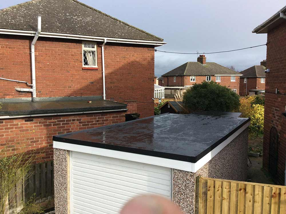 Flat Roofing Services Doncaster Flat Roof Specialists
